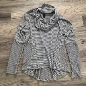Jolie cowl neck sweater